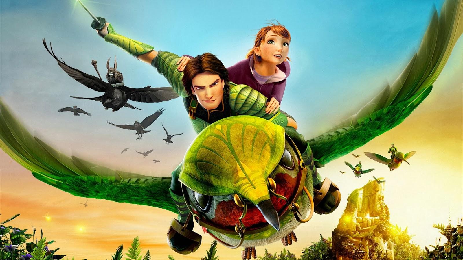 Epic 2013 animated film animatedfilmreviews.blogspot.com