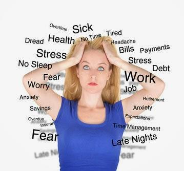 Causas que originan el estrés