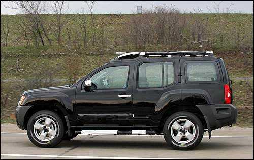 2008 Nissan Xterra Owners Manual Free Online Manual