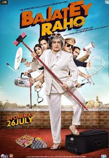 Bajatey Raho (2013) Movie Poster