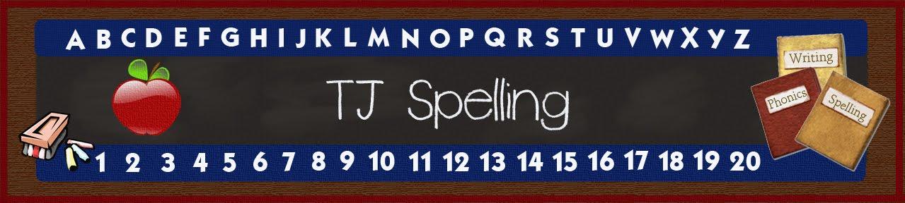 TJ Spelling
