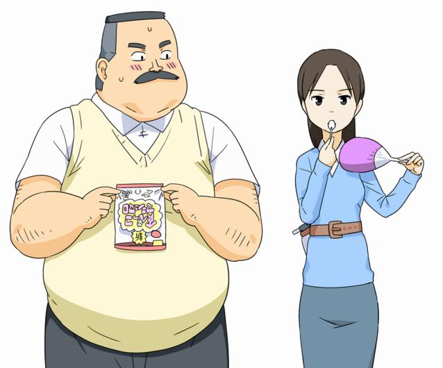 Para Pemain Untuk Anime Pendek 'Ojisan to Marshmallow' Di Ungkapkan