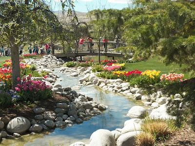 Enjoy Utah Springtime At Thanksgiving Point