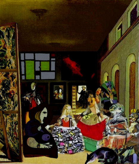 MI INTERPRETACIN DE LAS MENINAS