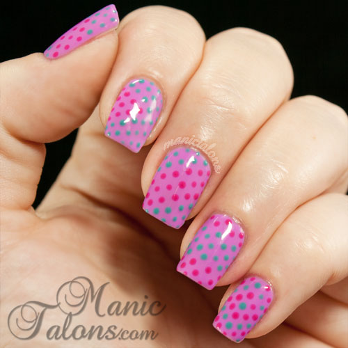 Doticure with Daisy Duo Gel Polish