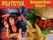 Pulp Fiction - Durward Kirby Burger
