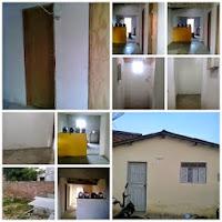 Vende-se uma casa no Bairro Paraíso
