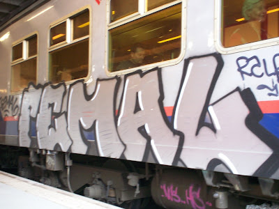 graffiti femal