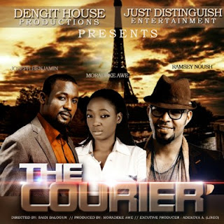 New Movie: The Courier Stars Ramsey Nouah, Joseph Benjamin...