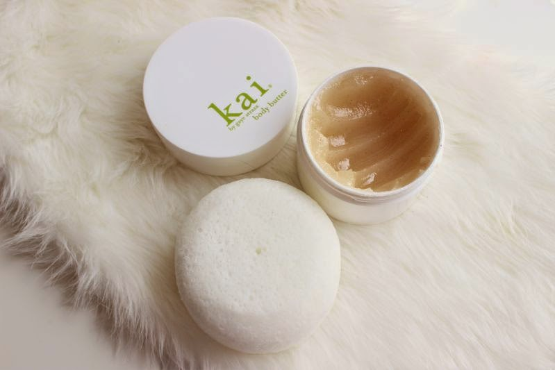 New Kai Body Products for Spring 2015