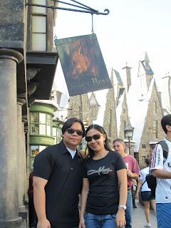 Wizarding World of Harry Potter Hog's Head Pub