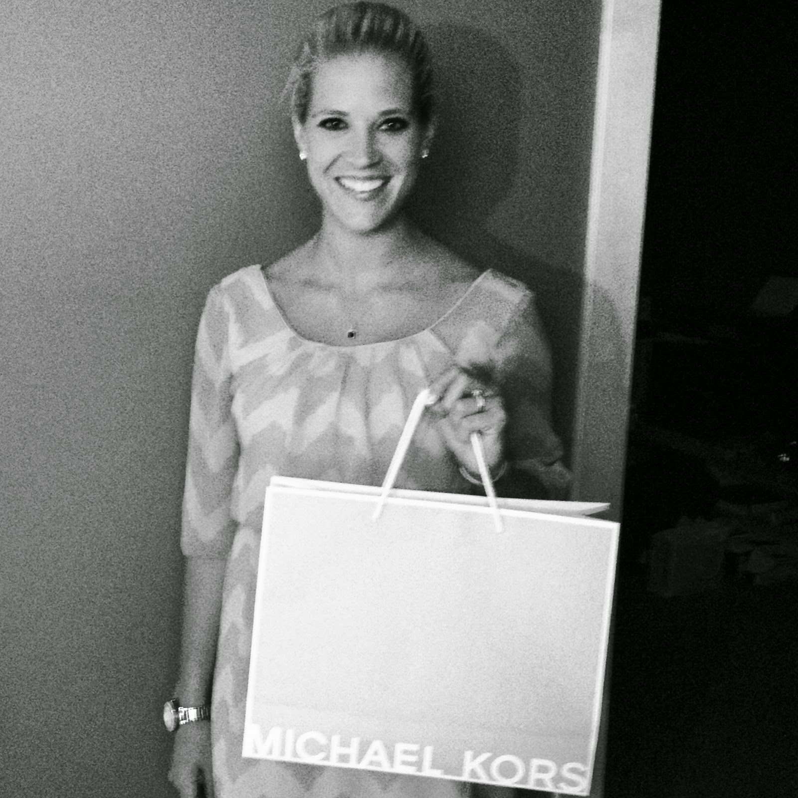 weekend shopping Michael Kors