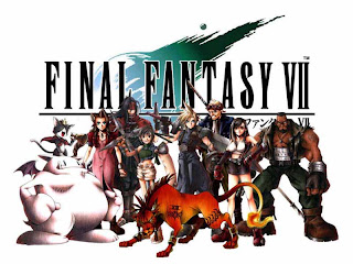 Final Fantasy 7 Cast VII Cait Sith Barett Tifa Sid Yuffi Aerith RedXIII Vincent