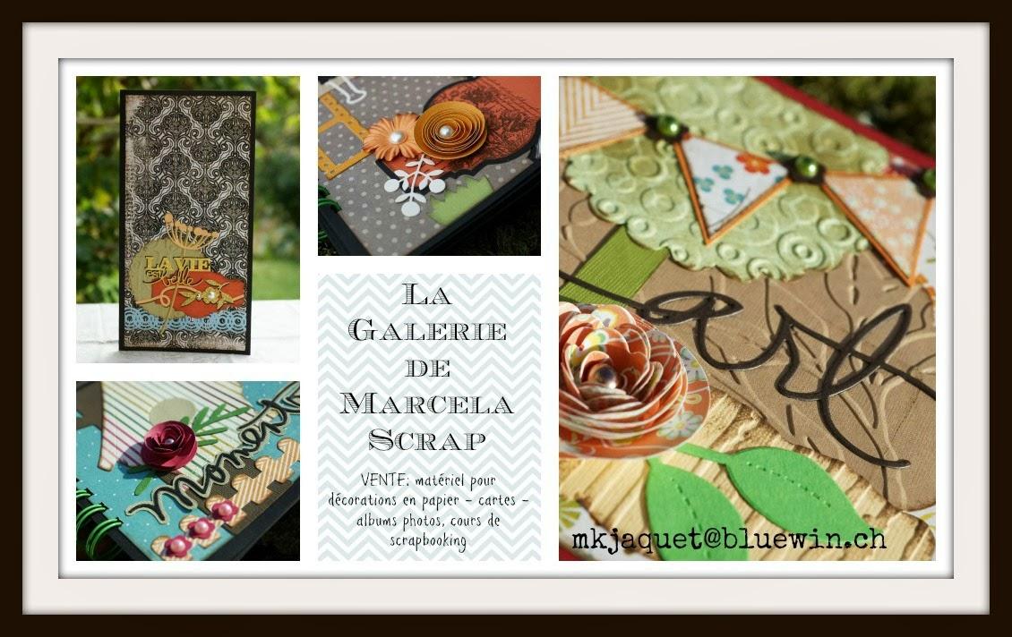 La Galerie de MarcelaScrap