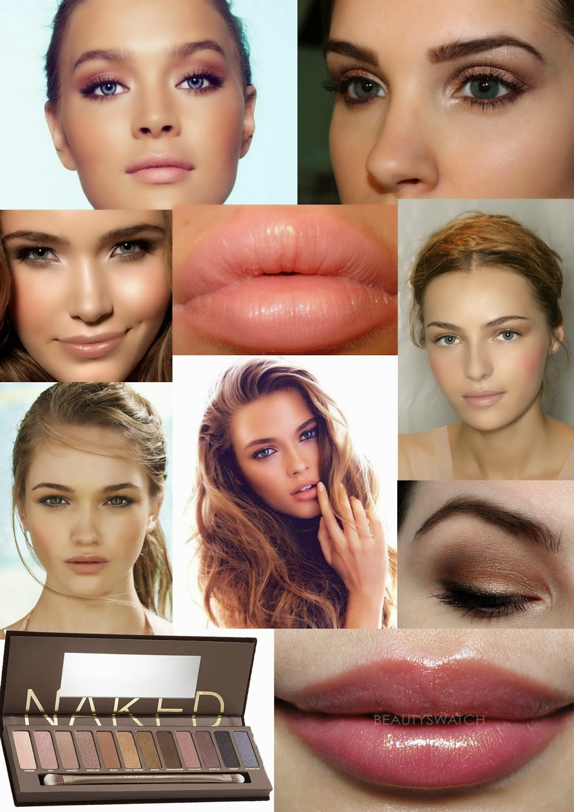 how to create a mood board for makeup