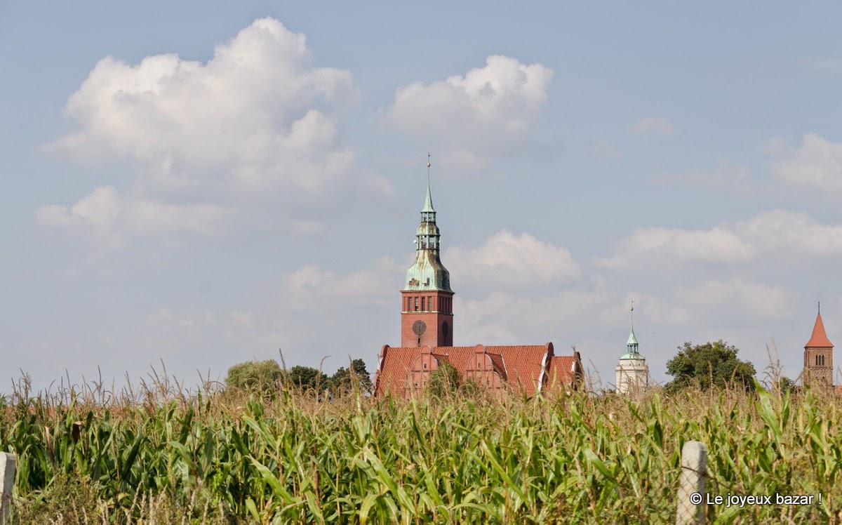 Pologne - entre Cracovie et Poznan