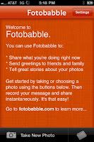 Fotobabble, crear fotografías que hablan 2