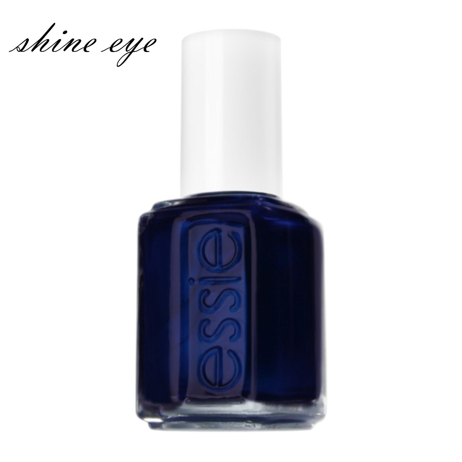 Shine Eye's Shiny Nails: Essie Midnite Cami