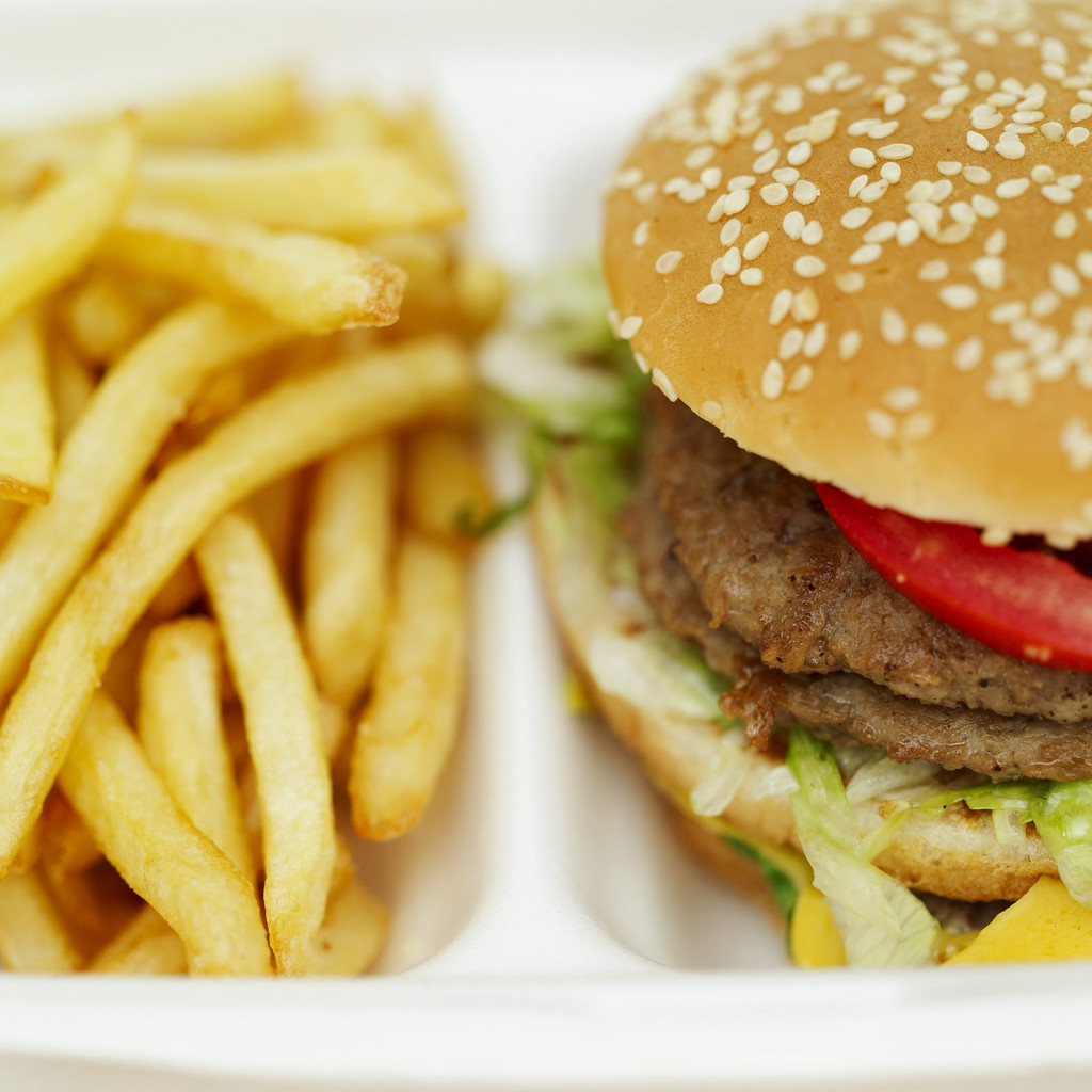 Spiritual fast food