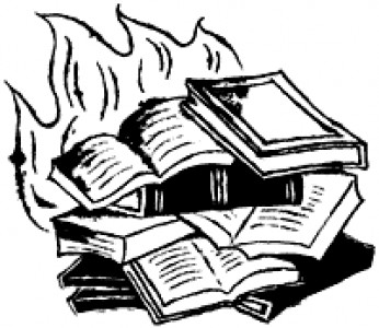 Pen and Paper: BURNING - A 'NOVEL' SOLUTION TO THE BOOKS ...
