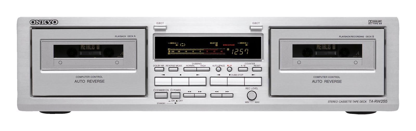 Onkyo cassette Recorder