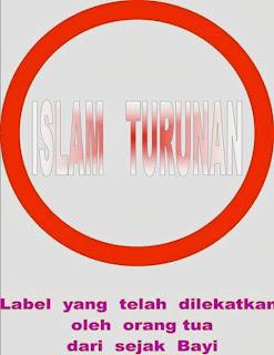Islam turunan