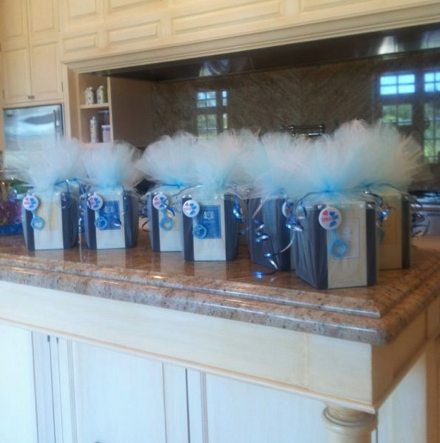 My Baby Shower and Baby Registry