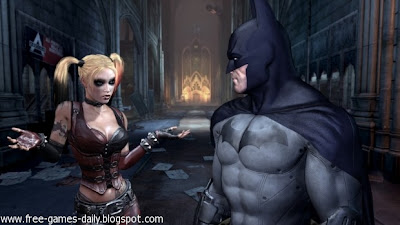 batman arkham city walkthrough ps3