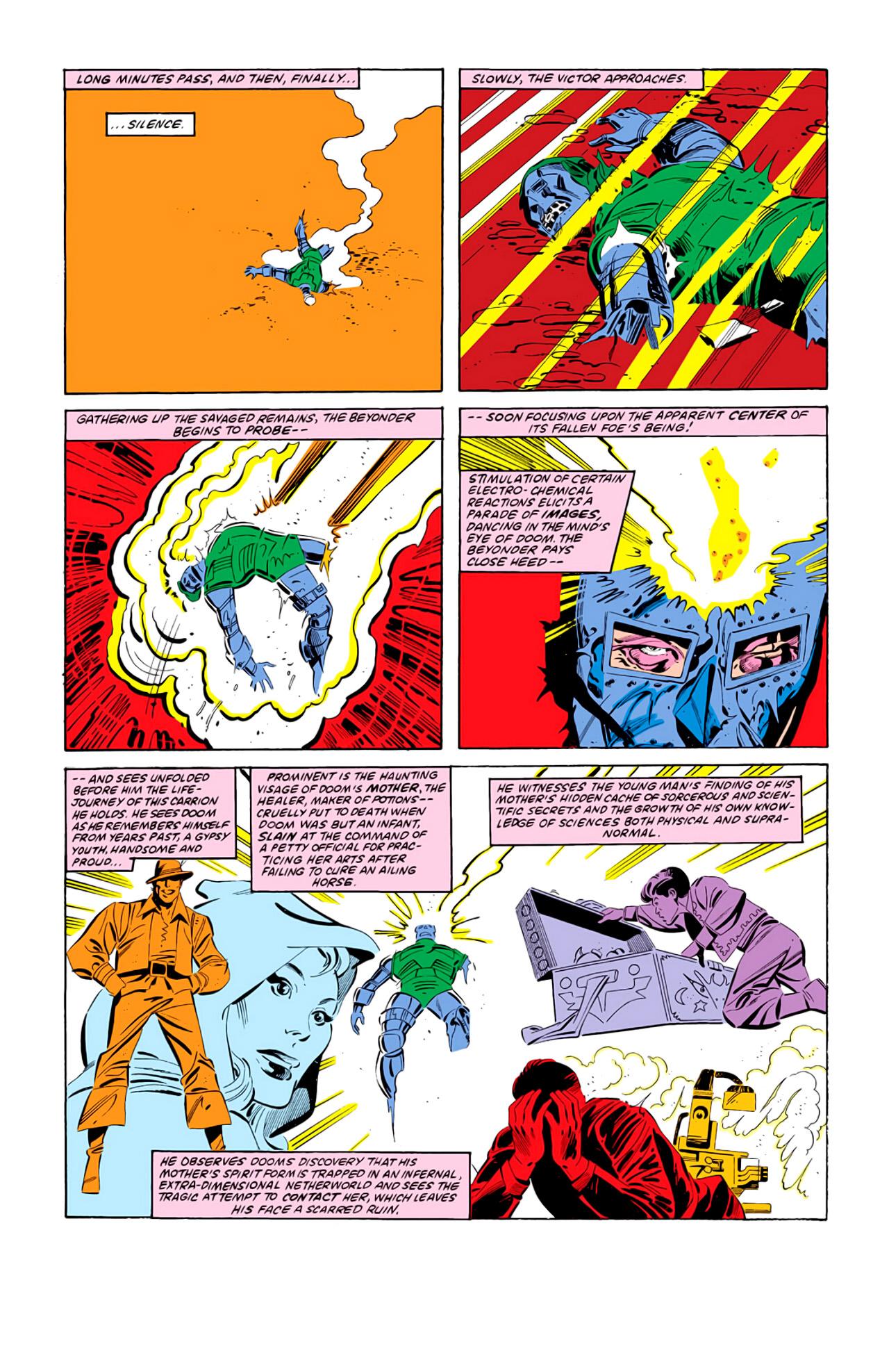 Captain America (1968) Issue #292k #218 - English 21