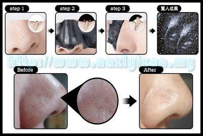 cara penggunaan sheshido black mask