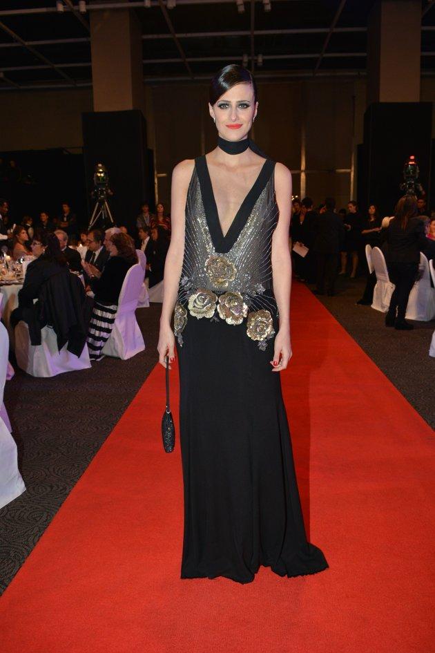 moda argentina looks martin fierro 2012 vestidos
