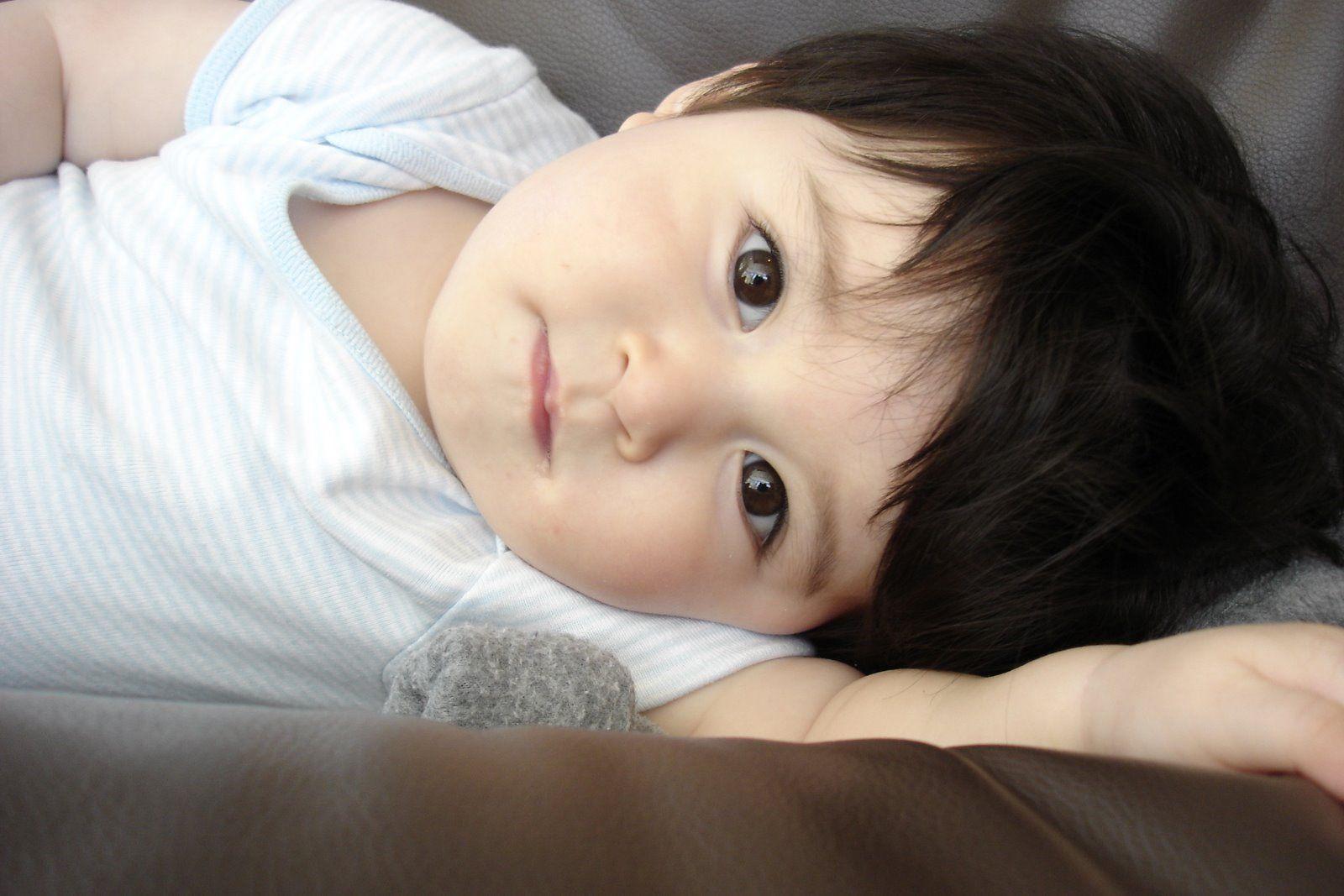 Cute Baby Asian 28