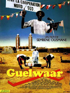 Guelwaar film review, by Ousmane Sembene, Ethnikka blog for cultural knowledge