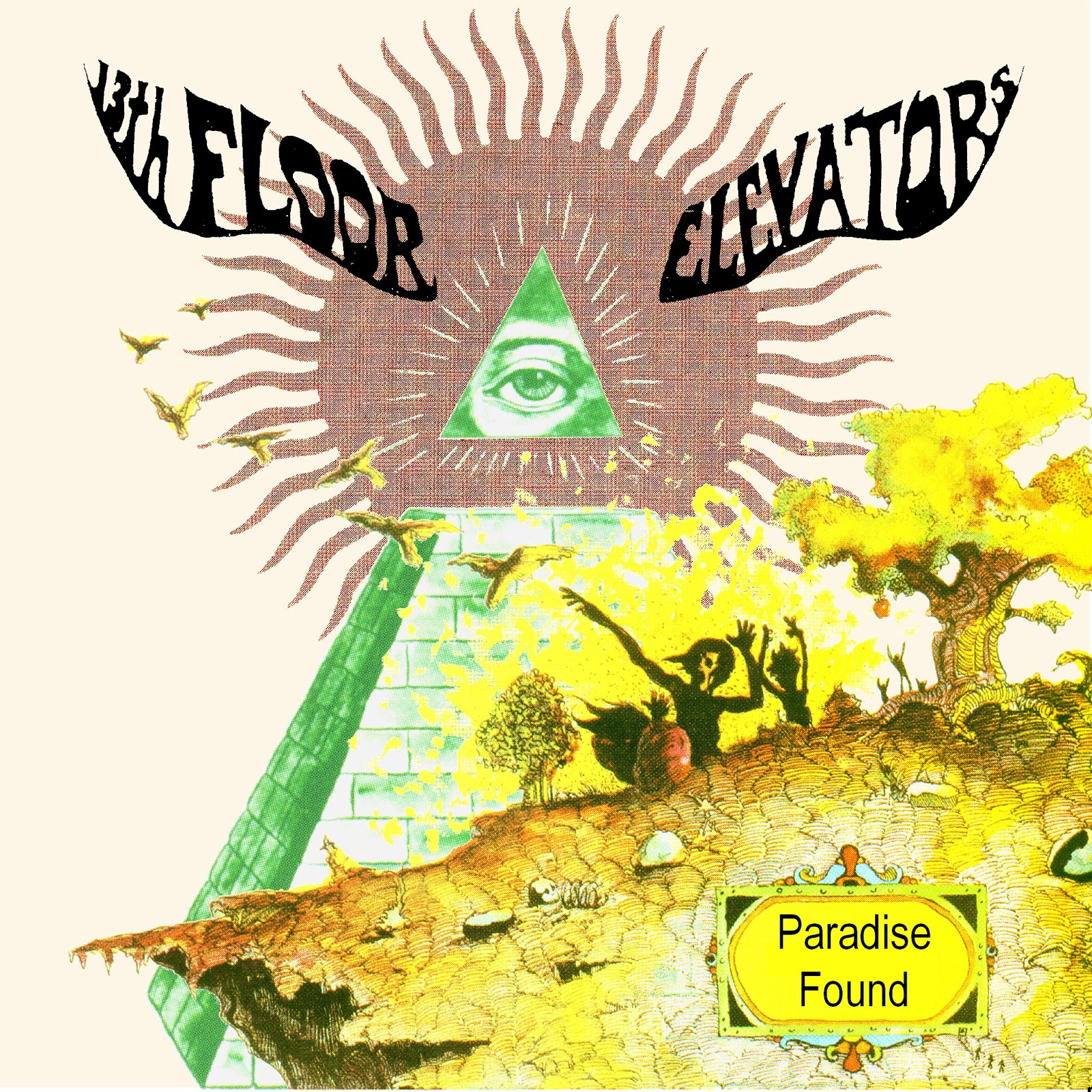 Venenos do rock 13th floor elevators paradise found for 13th floor elevators electric jug