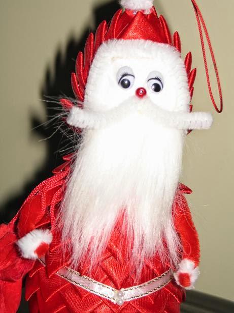 Mikołaj na choinkę
