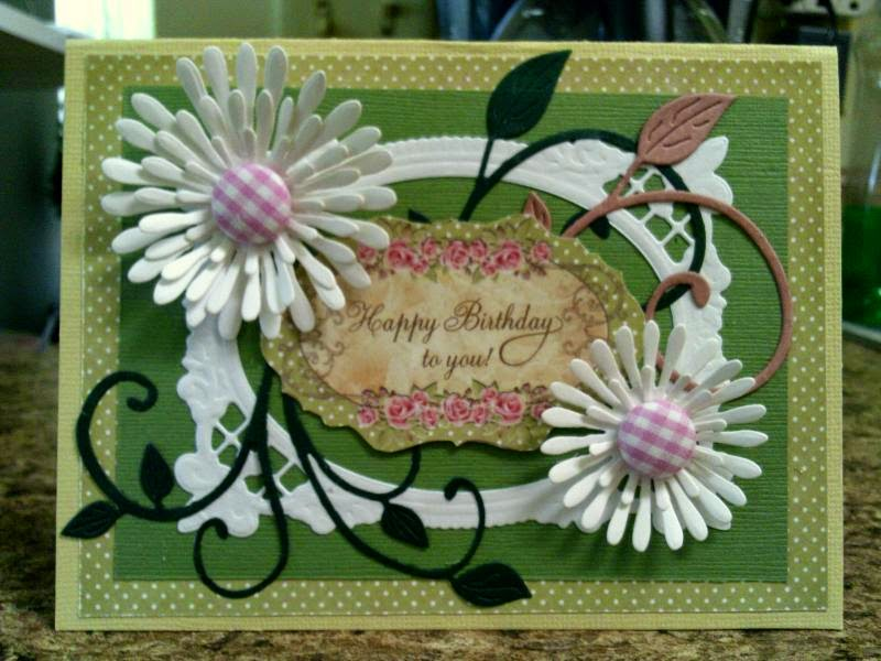 ODBD Blushing Rose Paper Collection, ODBD Custom Vintage Labels Dies, ODBD Custom Asters and Leaves Dies, Card Designer Jan aka Precious Kitty