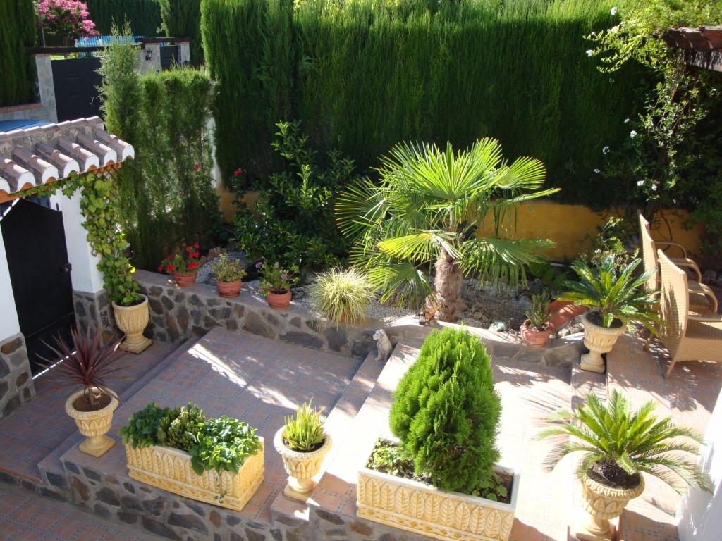 Arte y jardiner a jard n mediterr neo for Diseno jardin mediterraneo
