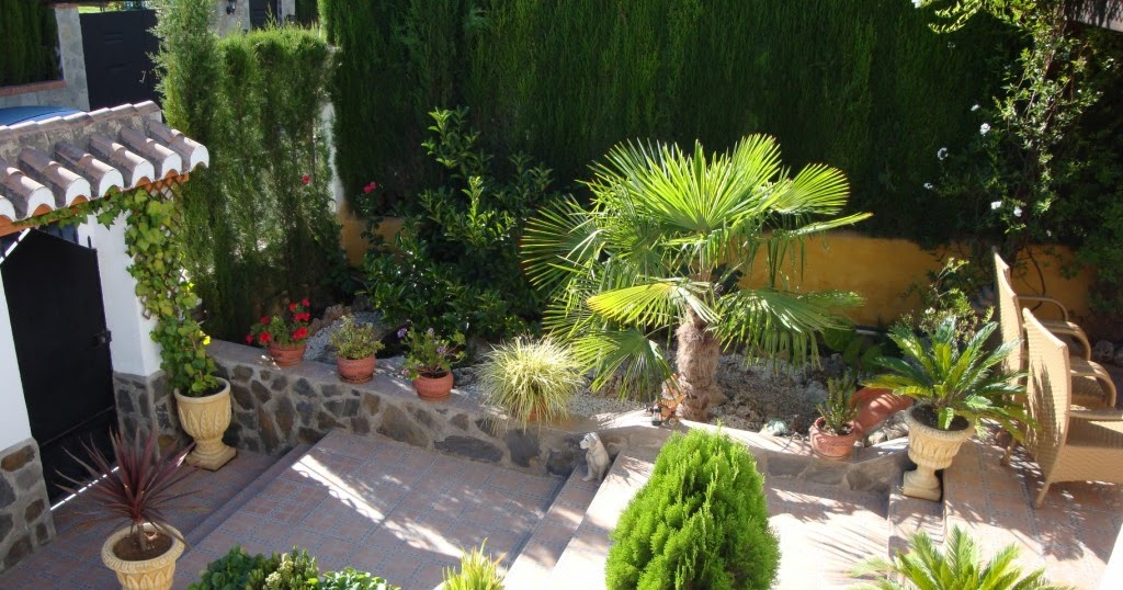 Arte y jardiner a dise o de jardines jard n mediterr neo for Diseno jardin mediterraneo