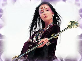 Crystal Liu Yi Fei (劉亦菲) Wallpaper HD 38