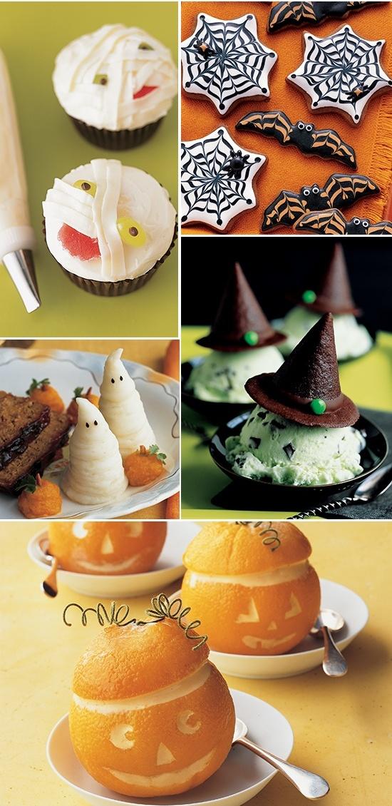 Easy halloween food ideas desserts charlie hunnam married for Creative ideas for halloween treats