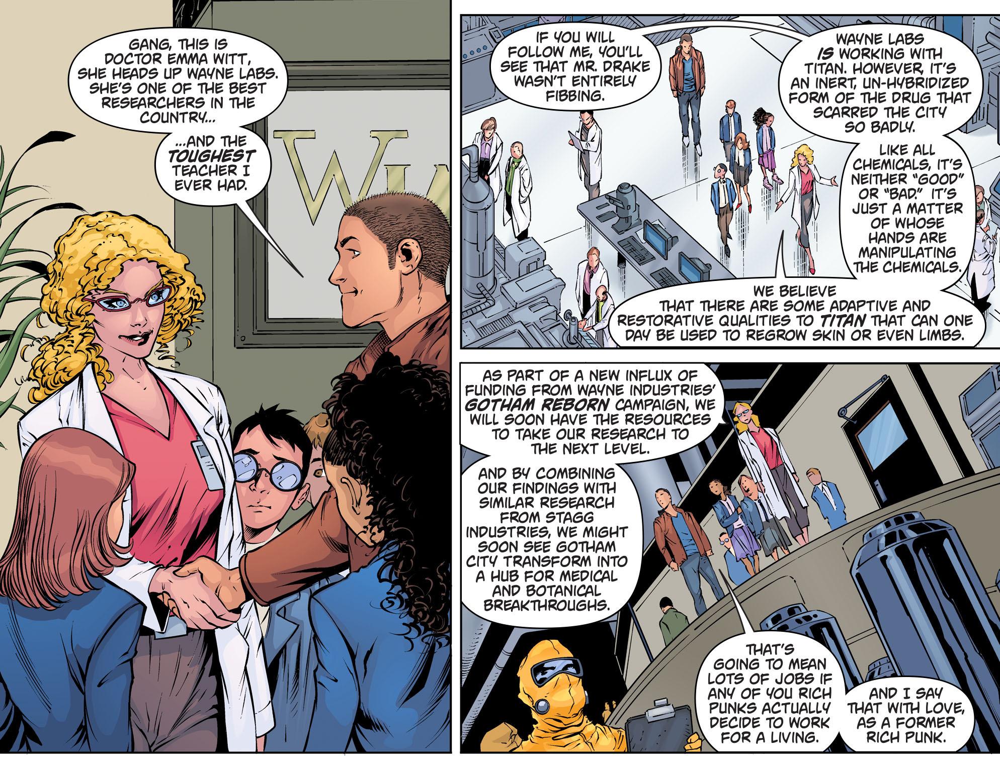 Batman: Arkham Knight [I] Issue #27 #29 - English 19