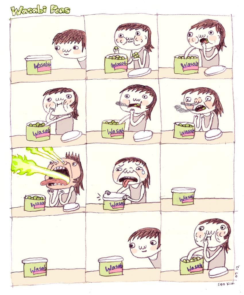wasabi vignetta