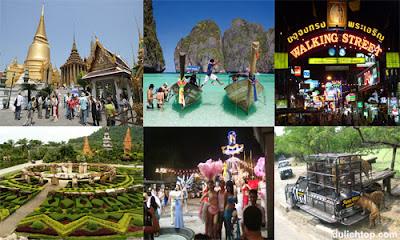 Tour Thái Lan , Hong Kong Khởi Hành Dịp Tết 2012 Giá Rẻ Tour+du+lich+thai+lan1