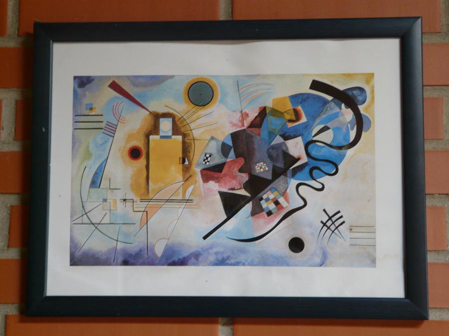 Tienda-Venta.Blogspot.Com.Es: Cuadros de Wassily Kandinski. Dos ...