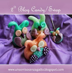 Blog Candy Swap a 100.000 visite