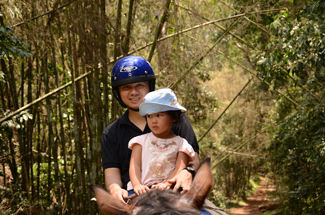 Daddy and Kecil