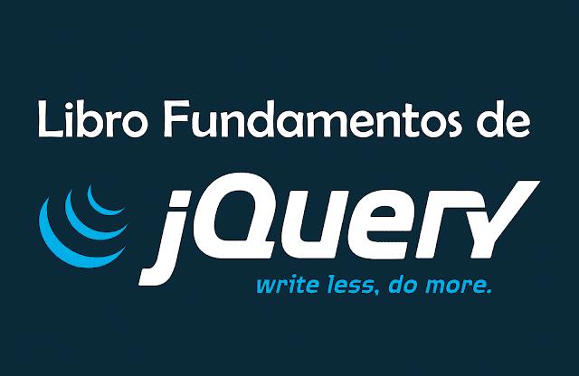 Libro fundamentos de jQuery