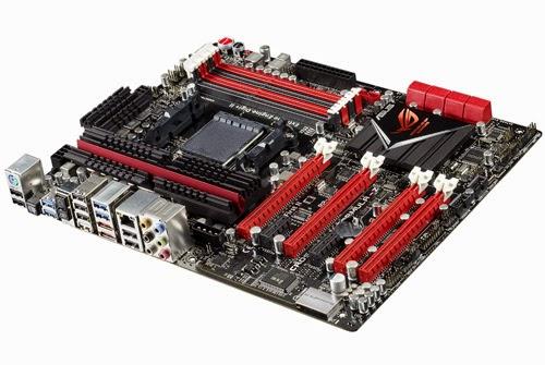 pengertian dan fungsi motherboard