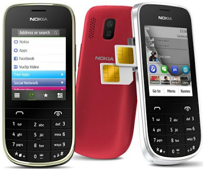 Nokia Asha 202 Dual SIM Touch and Type launched in India at Rs. 4,149