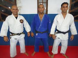 PROFESSORES  ALEX , ESTEPHANO E FABIO